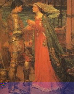 J. Waterhouse, Tristram and Isolde